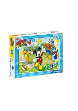 Puzzle Mickey i raźni rajdowcy 60