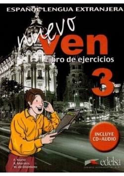 Nuevo Ven 3 ćwiczenia EDELSA