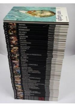 Klasycy Sztuki, komplet 50 tomów