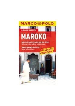 Z atlasem drogowym Maroko