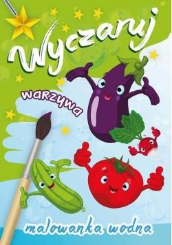 Wyczaruj warzywa Malowanka wodna