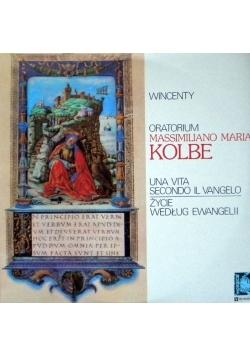 Oratorium Massimiliano Maria Kolbe, płyta winylowa nowa