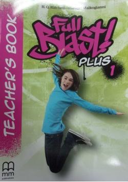 Full Blast! Plus 1. Teacher's Book.
