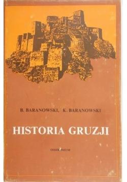 Historia Gruzji