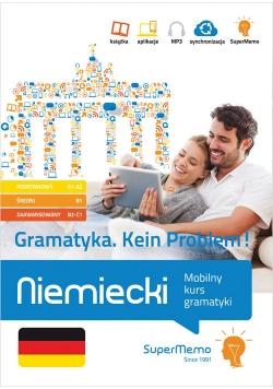 Gramatyka Kein Problem! Niemiecki Mobilny kurs gramatyki (poziom podstawowy A1-A2, średni B1 i zaawansowany