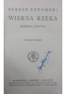 Wierna Rzeka, 1912r.