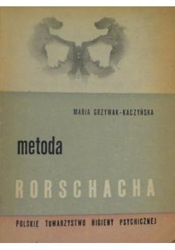 Metoda Rorschacha