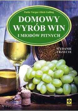 Domowy wyrób win i miodów pitnych w.III