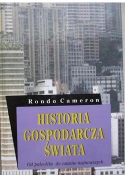 Historia gospodarcza świata
