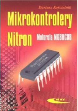 Mikrokontrolery Nitron - Motorola M68HC08