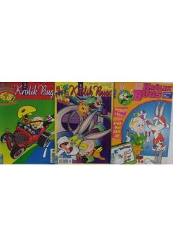 Królik Bugs, nr 12/93,1/97,3/97