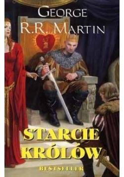 Starcie królów - George R.R. Martin wyd. 2011