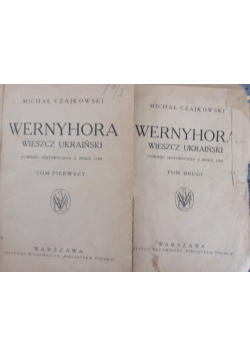 Wernyhora, 1924r.