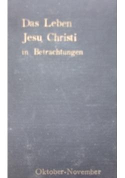 Das Leben Jesu Christi in Betrachtungen, 1927 r.