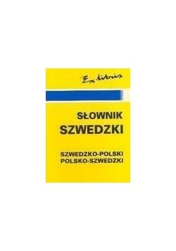 Mini słownik pol-szwedzki-pol EXLIBRIS