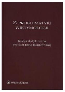 Z problematyki wiktymologii