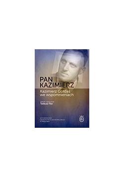 Kazimierz Gołdas we wspomnieniach