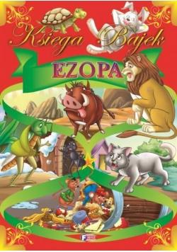 Księga bajek Ezopa FENIX