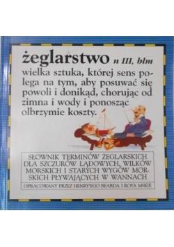 Żeglarstwo: słownik terminów żeglarskich
