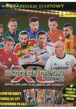 Adrenalyn XL 2017/18 Ekstraklasa Megazestaw startowy