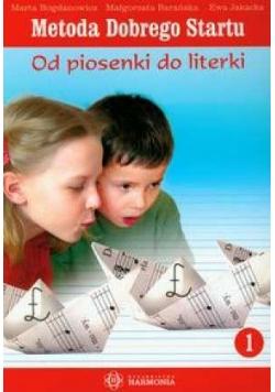 Metoda Dobrego Startu. Od piosenki do...1+CD(kpl)