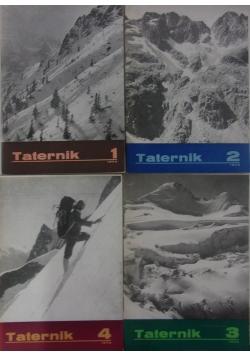 Taternik, czasopismo, nr. 1-4