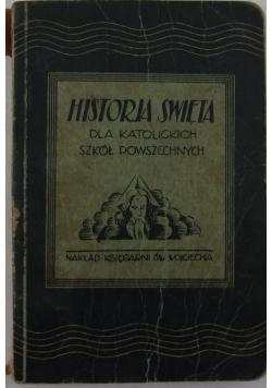 Historja święta, 1932 r.