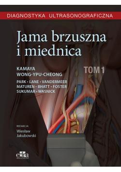 Diagnostyka ultrasonograficzna Jama brzuszna i miednica Tom 1