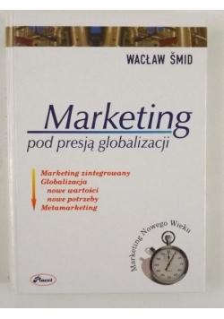 Marketing pod presją globalizacji