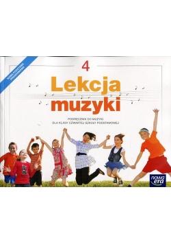 Lekcja muzyki 4 Podręcznik