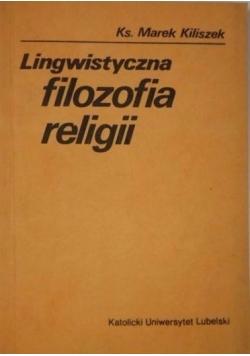 Lingwistyczna filozofia religii