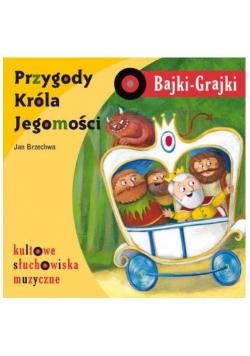 Bajki - Grajki. Przygody Króla Jegomości CD