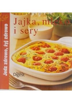Jajka, mleko i sery, Nowa