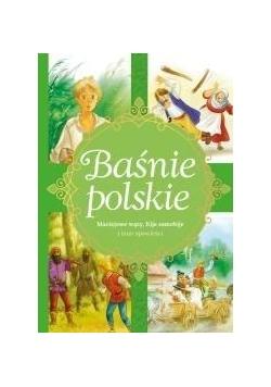 Baśnie polskie. Maciejowe wąsy, Kije samobije...