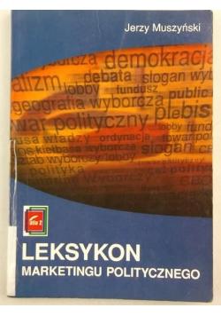 Leksykon marketingu politycznego