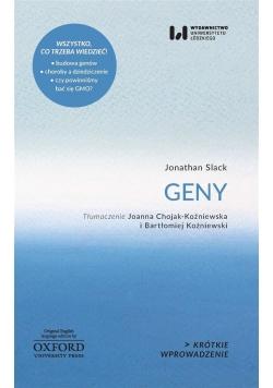 Krótkie Wprowadzenie 6. Geny