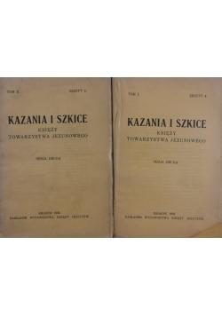 Kazania i szkice, 1933r. / Tom II zeszyt 2 1935 r.