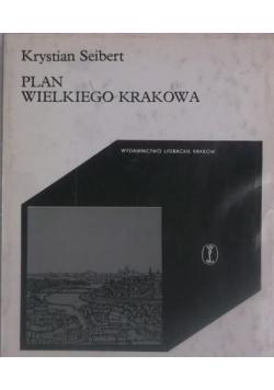 Plan wielkiego Krakowa