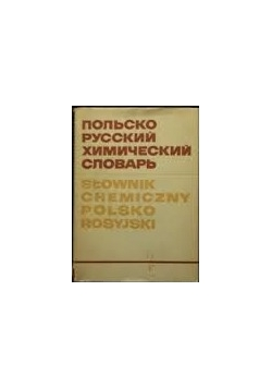 Słownik chemiczny polsko-rosyjski