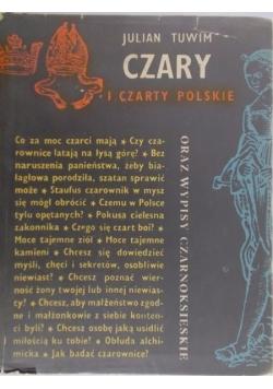 Czary i czarty polskie oraz wypisy czarnoksięskie