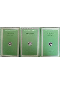 Plotinus, II-IV, reprint