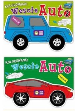 Pakiet Wesołe auta 1