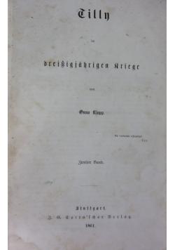 Dreißigjährigen kriege,Tom2,1861r