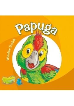 Bajki dla malucha - Papuga