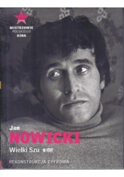 Mistrzowie polskiego kina T.17 Wielki Szu -Nowicki