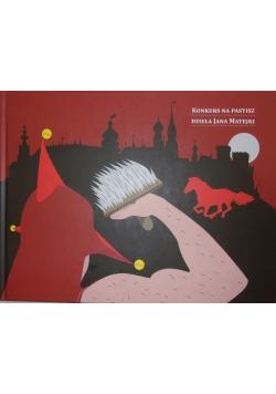 Konkurs na pastisz Dzieła Jana Matejki