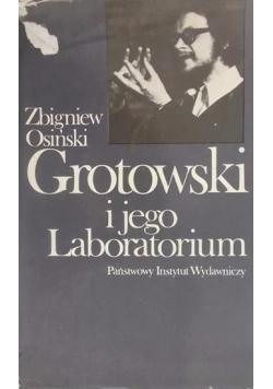 Grotowski i jego Laboratorium