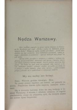 Miesięcznik Kurjera Polskiego. Kwartał 4, 1901 r.
