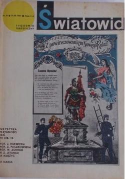 Tygodnik Światowid, nr od 36/1961 do nr 44(445)/1966