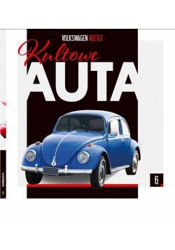 Kultowe Auta T.6 Volkswagen Beetle